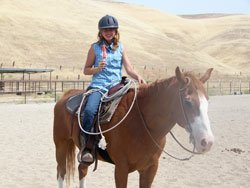 Youth Rodeo Horse Camp