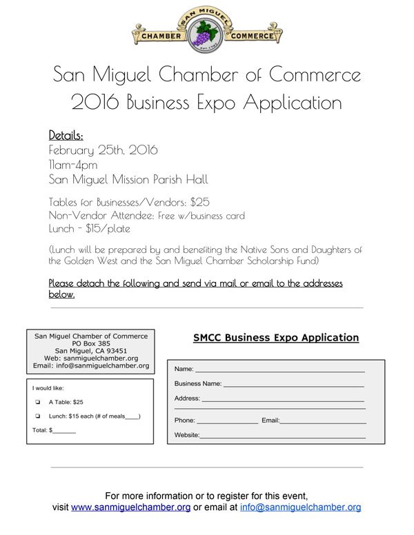 SanMiguelChamberofCommerce2016BusinessExpoApplication-(1)